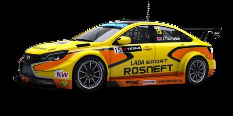 Lada Sport Rosneft - #15