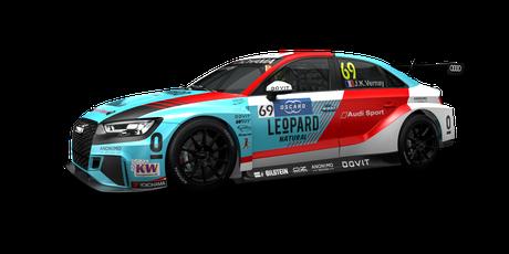 Leopard Racing Team Audi Sport - #69