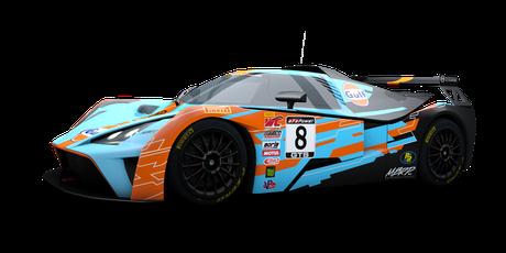Mantella Autosport Inc. - #8
