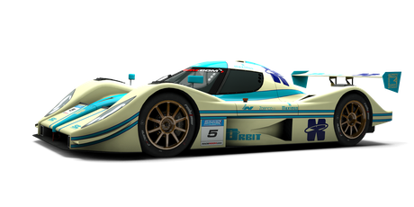 Media Corp Racing - #5