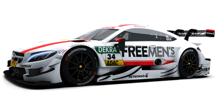 Mercedes-AMG DTM Team ART - #34