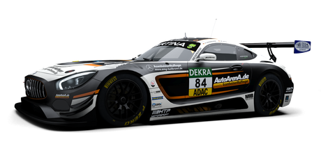 Mercedes-AMG Team HTP Motorsport - #84