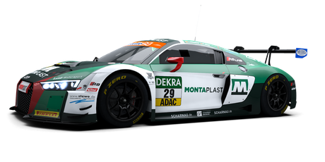 Montaplast by Land-Motorsport - #29