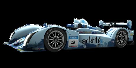MT Overmax Racing - #3