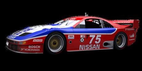 Nissan Motorsport - #75