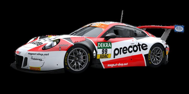 Porsche 911 GT3 R GTM18