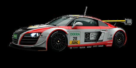 Prosperia C. Abt Racing - #28
