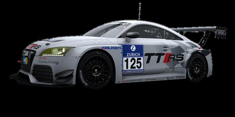 Audi TT RS VLN