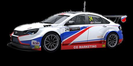 Lada Vesta WTCC 2017