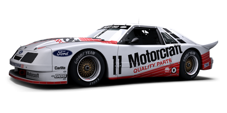 Roush Racing - #11