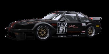 Ruch Motorsport - #51