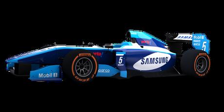 Samsung Motorsports - #5