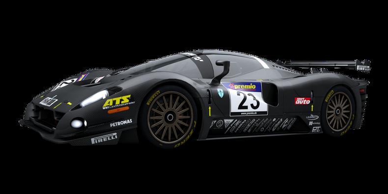 P4-5 Competizione GT3