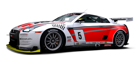 Swiss Racing Team - #5