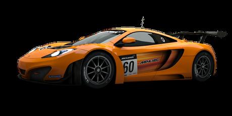 Team McLaren - #60