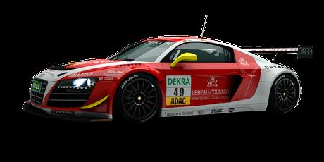 Team Pheonix Racing - #49