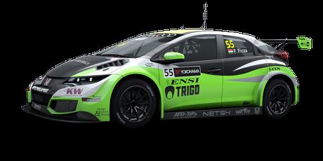 Zengö Motorsport - #55