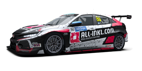 ALL-INKL.COM Münnich Motorsport - #86