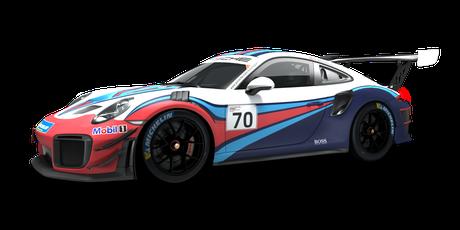 Aquarius Motorsport - #70