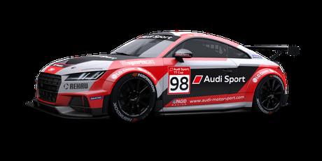 Audi TT cup 2016