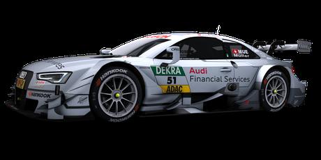 Audi Sport Team Rosberg - #51
