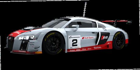 Audi Sport Team WRT - #2