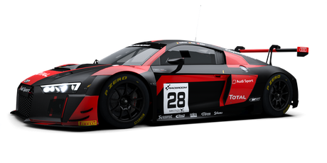 Audi Sport Team WRT - #28 - 24H