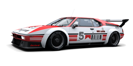 BMW Motorsport / Project Four Racing - #5