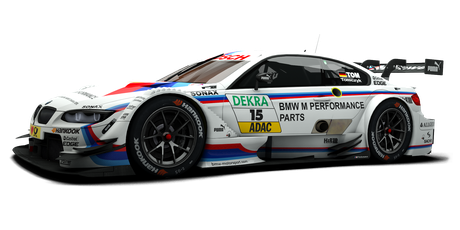 BMW Team RMG - #15