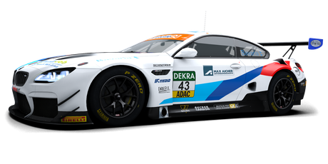 BMW Team Schnitzer - #43