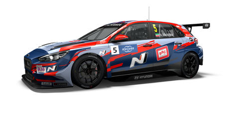 BRC Hyundai N Squadra Corse - #5