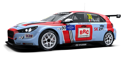 BRC Racing Team - #30