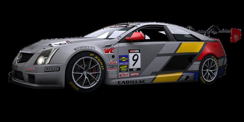 Cadillac CTS-V.R
