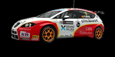 Campos Racing - #19