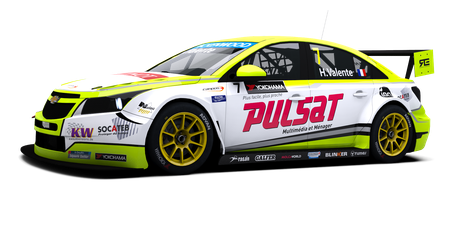 Campos Racing - #7