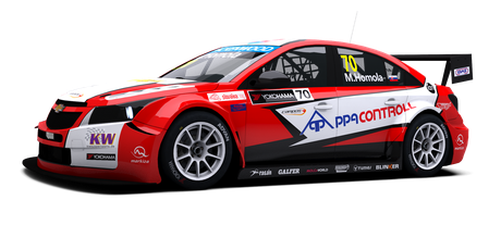 Campos Racing - #70