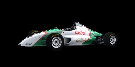 Castrol Edge Racing - #12