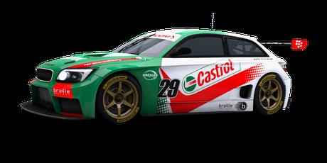 Castrol Racing - #29