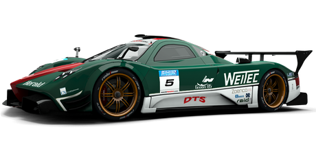 Coastline Motorsports - #5