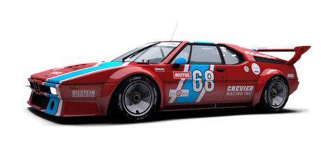Crevier Racing - #68