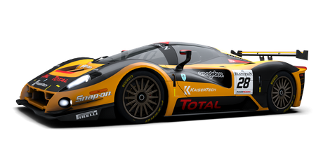 e-Position Racing - #28