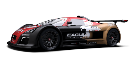 Eagle Vision - #7