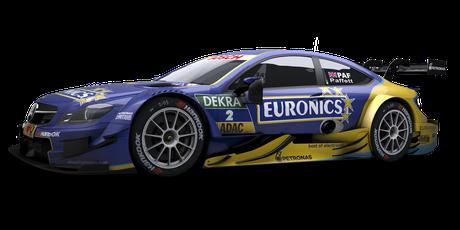 EURONICS/BWT Mercedes-AMG - #2