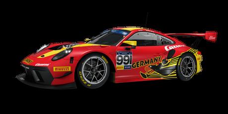 Team Germany Herberth Motorsport - #991