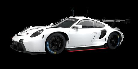 Porsche Motorsport - White