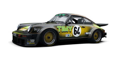 Georges Bourdillat Racing - #64