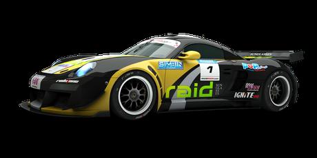 GMR Autosports - #1