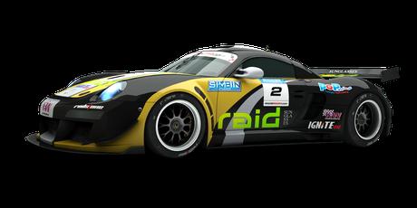 GMR Autosports - #2