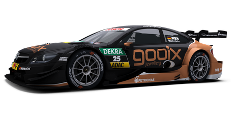 Gooix Mercedes AMG - #25