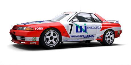 Hasemi Motorsport - #7